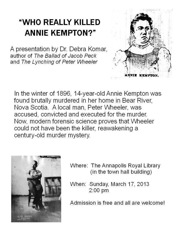 Annie Kempton