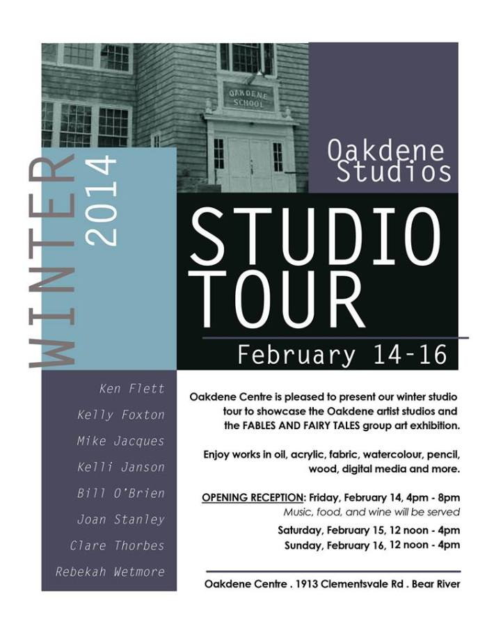 Studio Tour Oakdene
