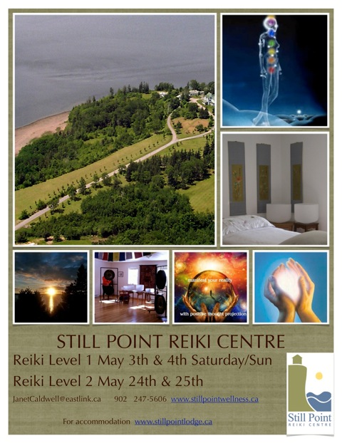 level one and two reiki