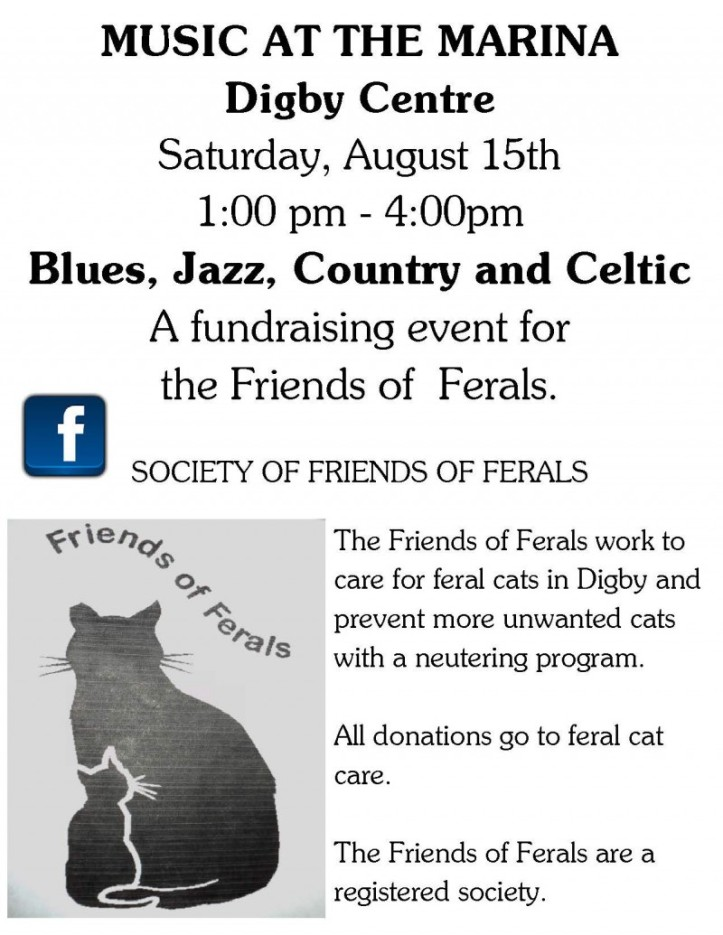 Friends of Ferals poster final