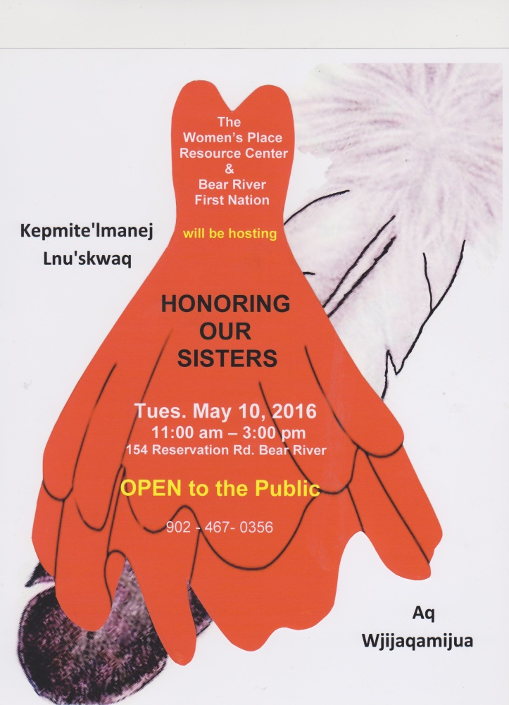 HonouringOurSisters