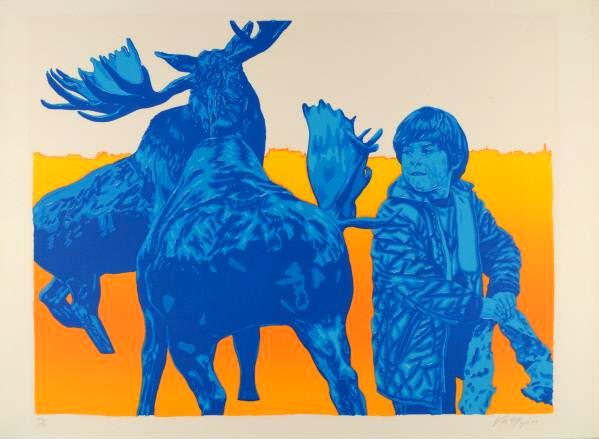 Blue Mousse @ John Boyle, 1973