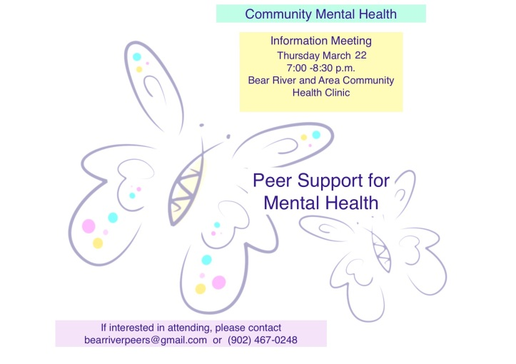 Peer support Poster copy