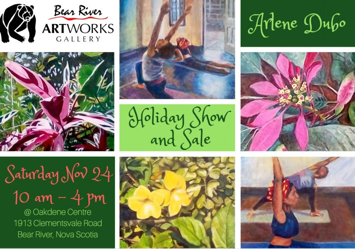 Arlene-Holiday Show Artworks 2018